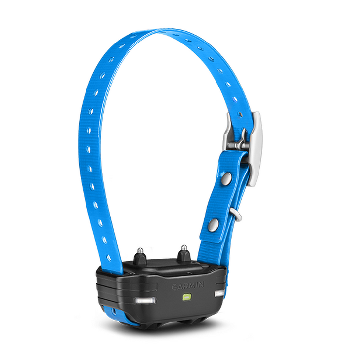 Ошейник для собак Garmin PT10 синий (+ Автомобильные коврики для впитывания влаги в подарок!)