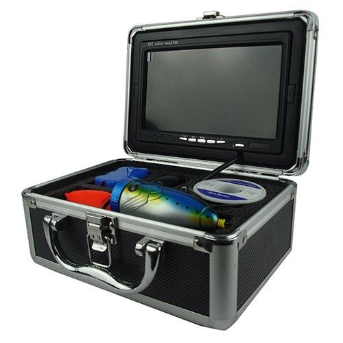Подводная видеокамера для рыбалки SITITEK FishCam-700 (15м, 7