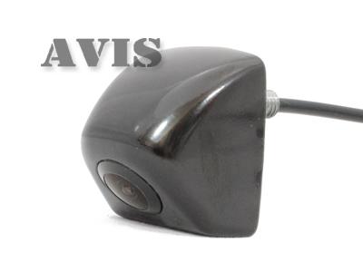 Универсальная камера заднего вида AVIS AVS311CPR (980 CCD Vertical) универсальная камера переднего вида avis avs311cpr 180 front multiview