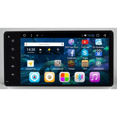 Штатная магнитола Mitsubishi 2/16 GB IPS Vomi VM6990-T8 Android 7+ (+ Камера заднего вида в подарок!) штатная магнитола toyota lc prado 150 2014 2017 2 16 gb ips vomi vm2692 t8 android 7 8