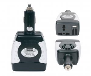 Преобразователь напряжения автомобильный KOTO 12V-504 (12В > 220В, 150 Вт) система подогрева труб nexans defrost water kit 4m