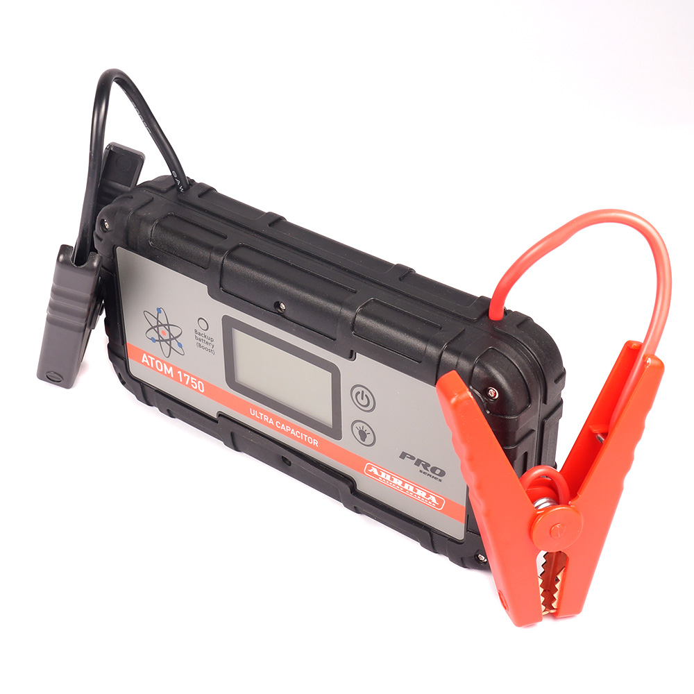 цена на Пусковое устройство конденсаторное AURORA ATOM 1750 ULTRA CAPAСITOR 6000 мА/ч (+ 2000Mah в подарок)