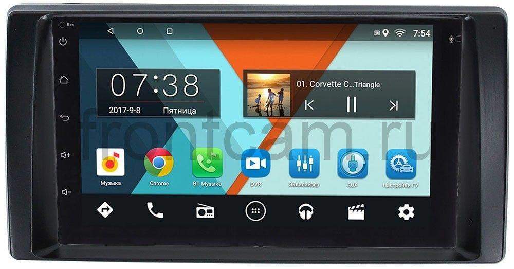 Штатная магнитола Toyota Camry V30 2001-2006 Wide Media MT7001-RP-TYCA3Xc-10 на Android 7.1.1 (+ Камера заднего вида в подарок!)