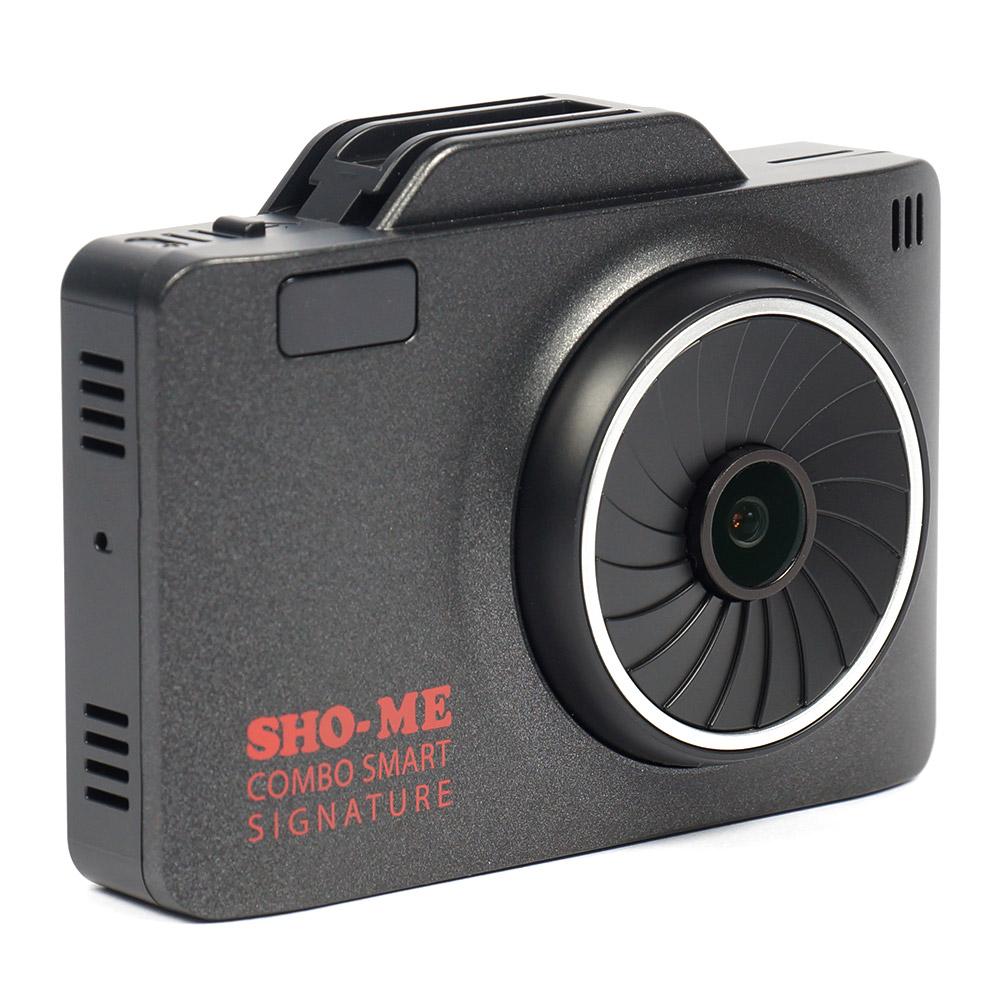 Видеорегистратор с радар-детектором SHO-ME COMBO SMART SIGNATURE (+ Разветвитель в подарок!)