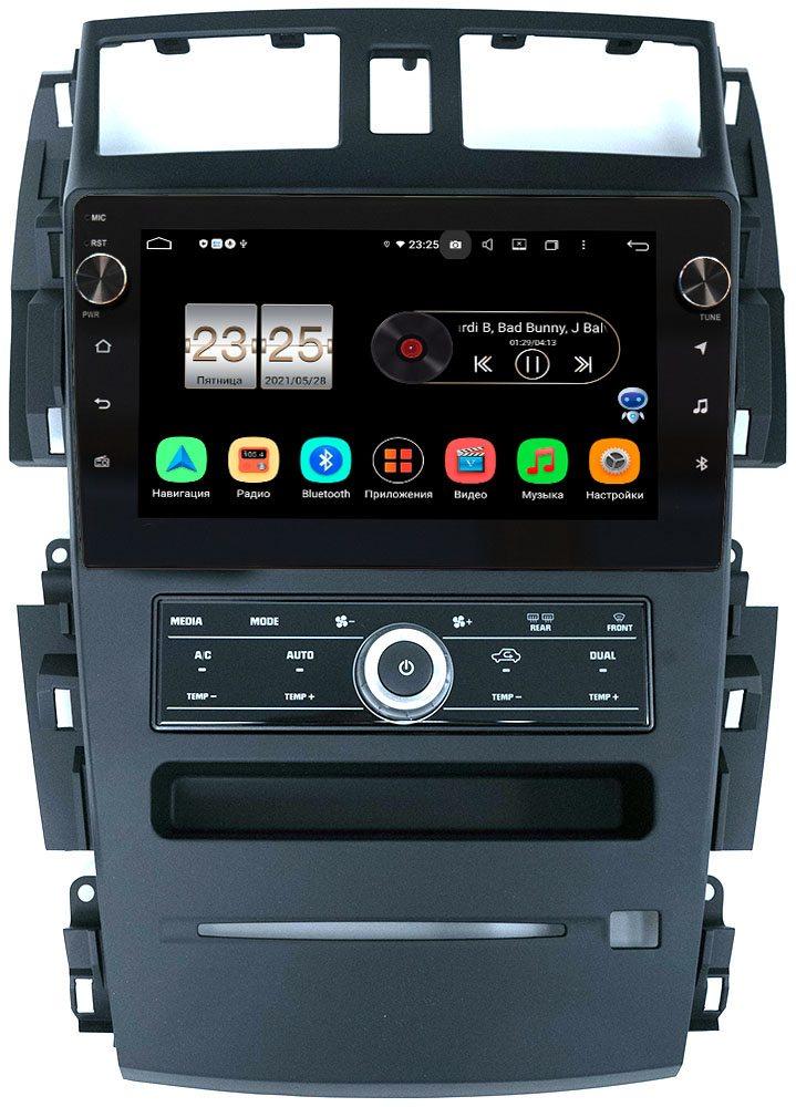 Штатная магнитола LeTrun BPX409-NIT138N для Nissan Teana I 2003-2008 на Android 10 (4/32, DSP, IPS, с голосовым ассистентом, с крутилками) (+ Камера заднего вида в подарок!)