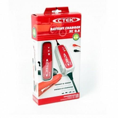 Зарядное устройство Ctek XC 0.8 (4 этапа, 1,2-100Aч, 6В)