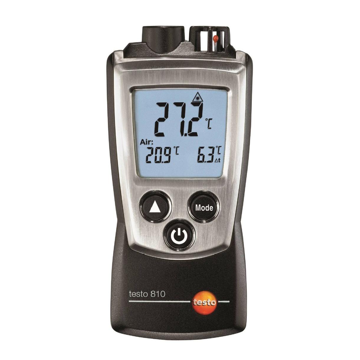 Термометр инфракрасный Testo 810.