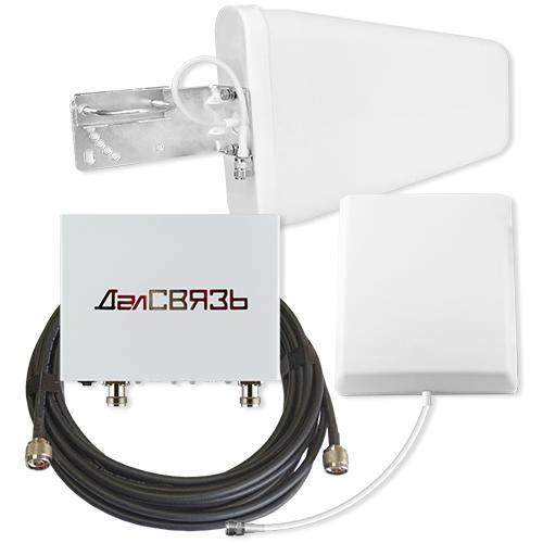 Усилитель сотовой связи и 3G интернета ДалСВЯЗЬ DS-900/2100-10 C2 далсвязь ds 900 1800 23