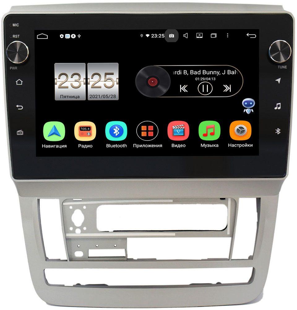Штатная магнитола LeTrun BPX409-9239 для Toyota Alphard I 2002-2008 на Android 10 (4/32, DSP, IPS, с голосовым ассистентом, с крутилками) (+ Камера заднего вида в подарок!)
