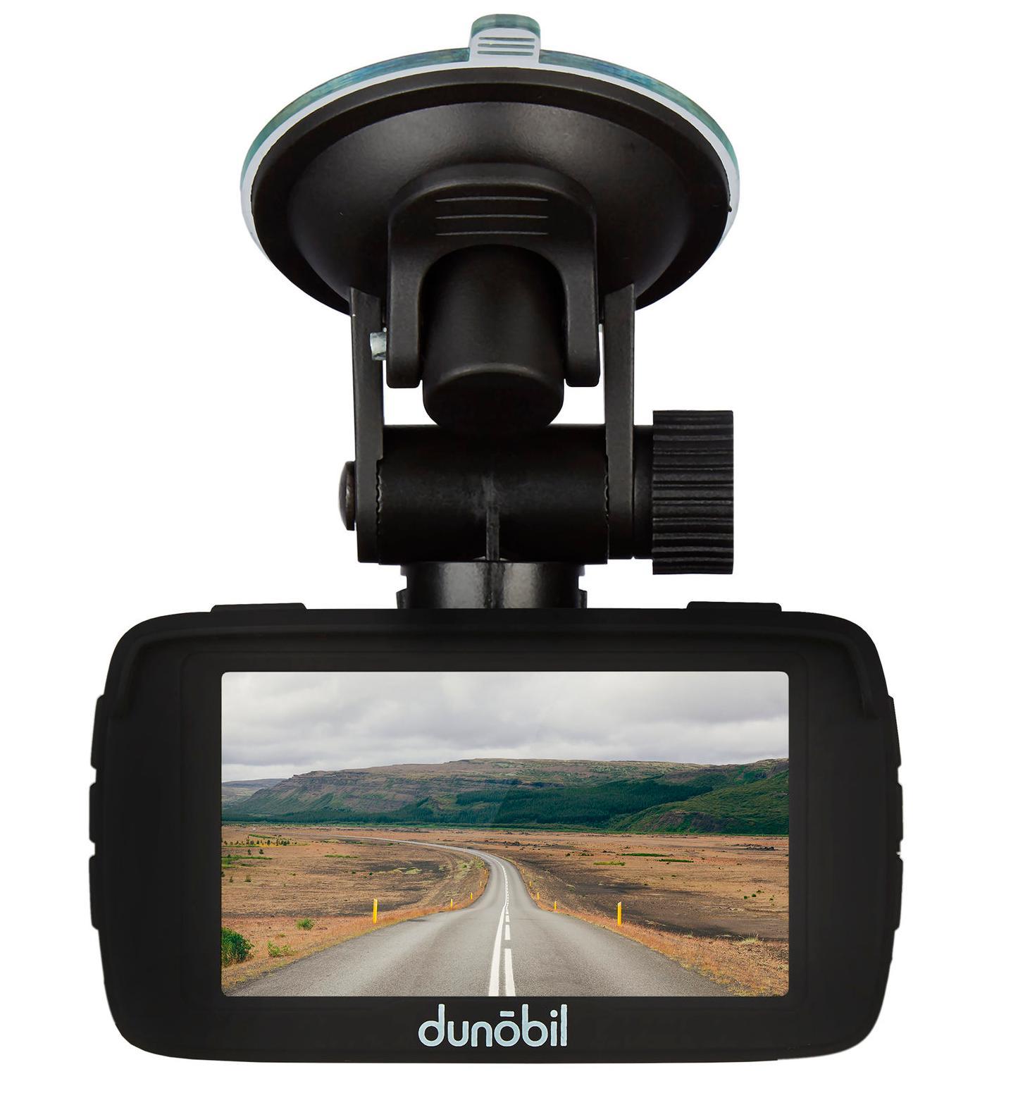 Гибридный видеорегистратор Dunobil Active signature (+ Антисептик-спрей для рук в подарок!) dunobil magna разветвитель в подарок
