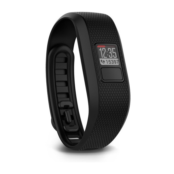 Garmin Vivofit 3 Черный, стандартный размер garmin смарт часы vivofit slate hrm1