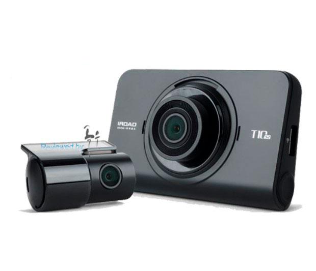 Видеорегистратор IROAD T10 (+ Карта памяти microSD на 64 ГБ в подарок!) цена и фото