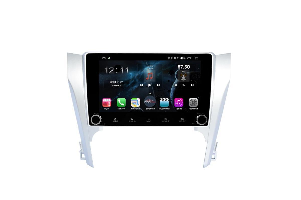 Штатная магнитола FarCar s400 для Toyota Camry 2012+ на Android (H131RB) (+ Камера заднего вида в подарок!)
