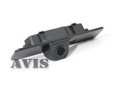 CCD штатная камера заднего вида AVIS AVS321CPR для SUBARU LEGACY (#080)