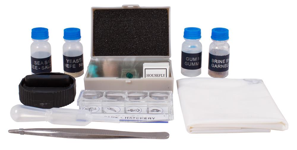Фото - Набор для опытов с микроскопом Levenhuk K50 (+ Книга «Невидимый мир» в подарок!) набор для опытов bondibon микроскоп 30х вв2390