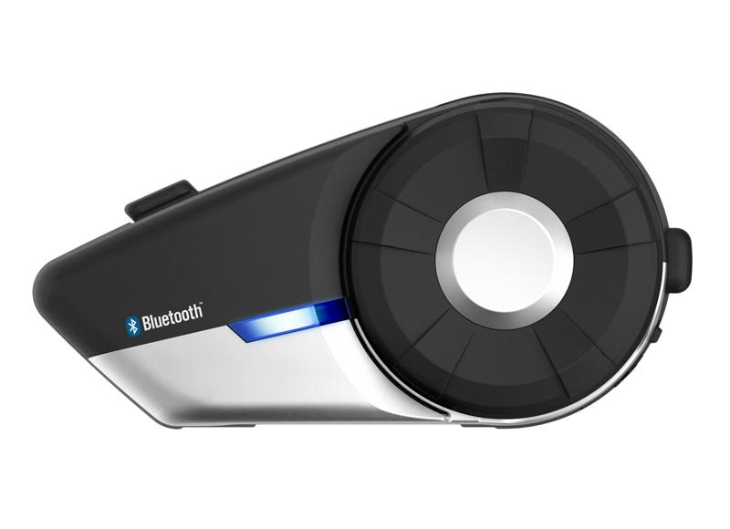SENA 20S-01D Bluetooth мотогарнитура (комплект) (+ Набор для ухода за транспортом в подарок!)