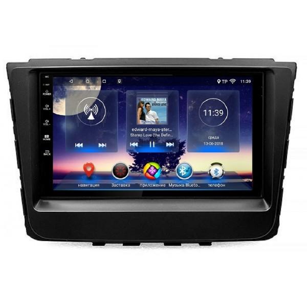 Головное устройство Subini ASC807HYDC с экраном 7