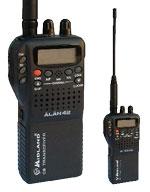 Рация ALAN 42 радиостанция cb портативная alan 42