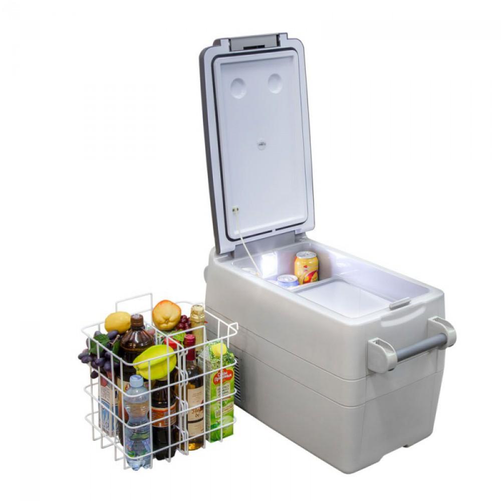 Автохолодильник компрессорный Indel B TB41 (+ Четыре аккумулятора холода в подарок!)