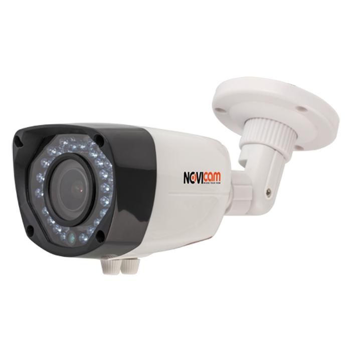Уличная камера AHD видеокамера 2 Мп Novicam AC29W new hd full 1920p security ahd camera white metal bullet cctv day night surveillance waterproof infrared ahdh system