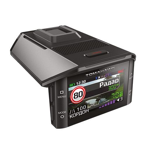Видеорегистратор с радар-детектором TOMAHAWK Apache S (+ Антисептик-спрей для рук в подарок!)
