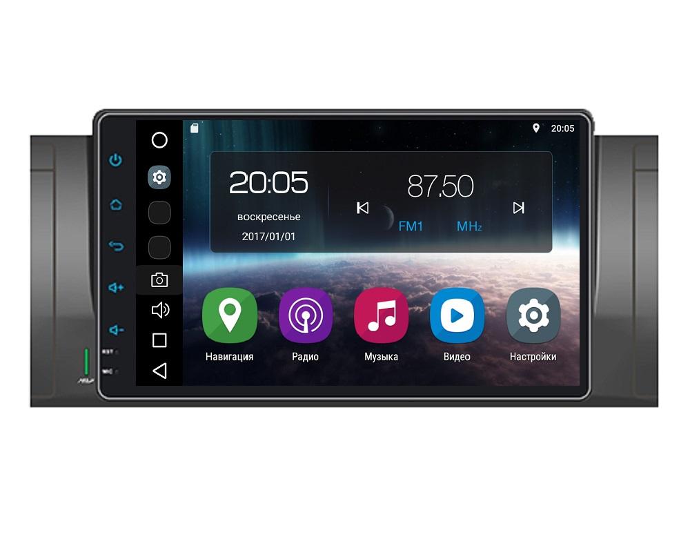 Фото - Штатная магнитола FarCar s200 для BMW E38, E39, E53 на Android (V707-DSP) авто