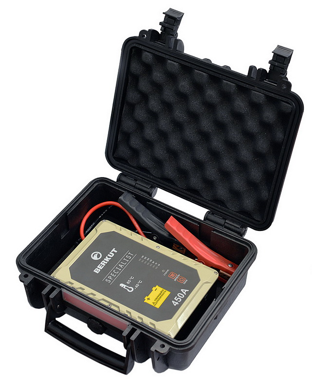 Пусковое устройство конденсаторное BERKUT SPECIALIST JSC-450C пусковое устройств berkut jsc 450с