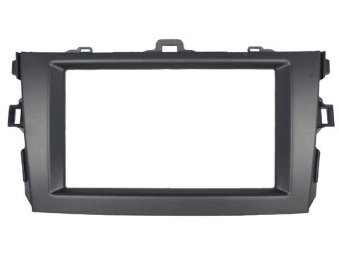 Переходная рамка Intro RTY-N19 для Toyota Corolla 2007-12 2DIN переходная рамка intro rty n18 для toyota auris до 2012 2din