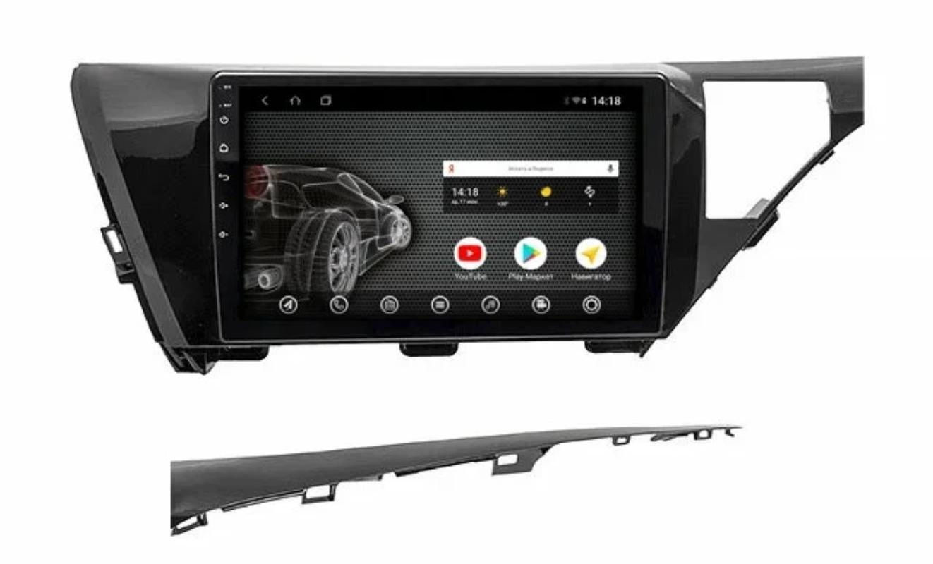 Головное устройство vomi ST486R10-T3 для Toyota Camry V70 2018-2020 (+ Камера заднего вида в подарок!)