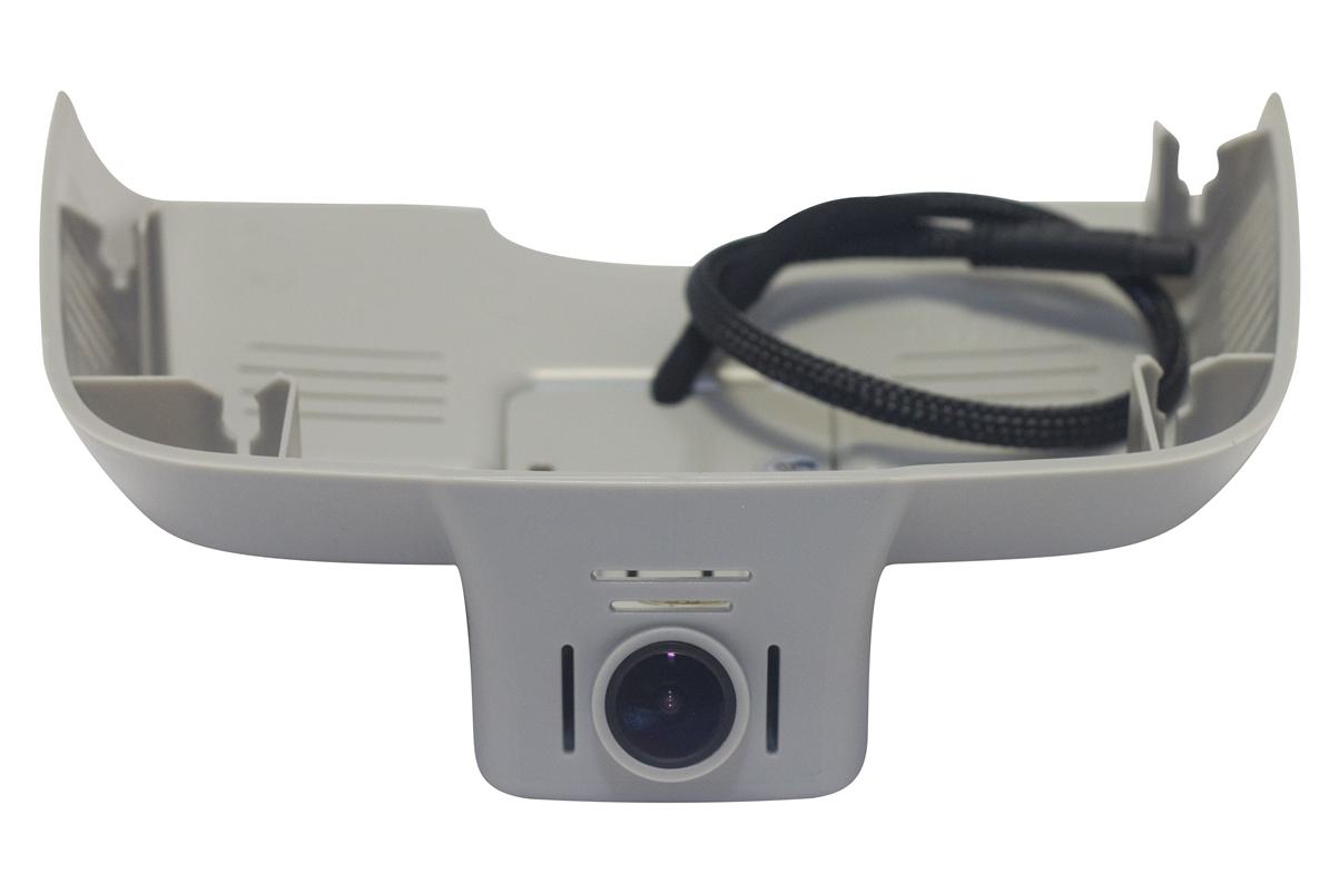 Видеорегистратор в штатное место RedPower DVR-MBE-N светло-серый для Mercedes E-klasse