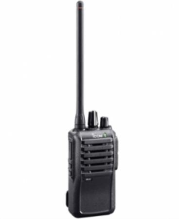 Профессиональная портативная рация Icom IC-F3003 #22 профессиональная цифровая рация icom ic f3103d