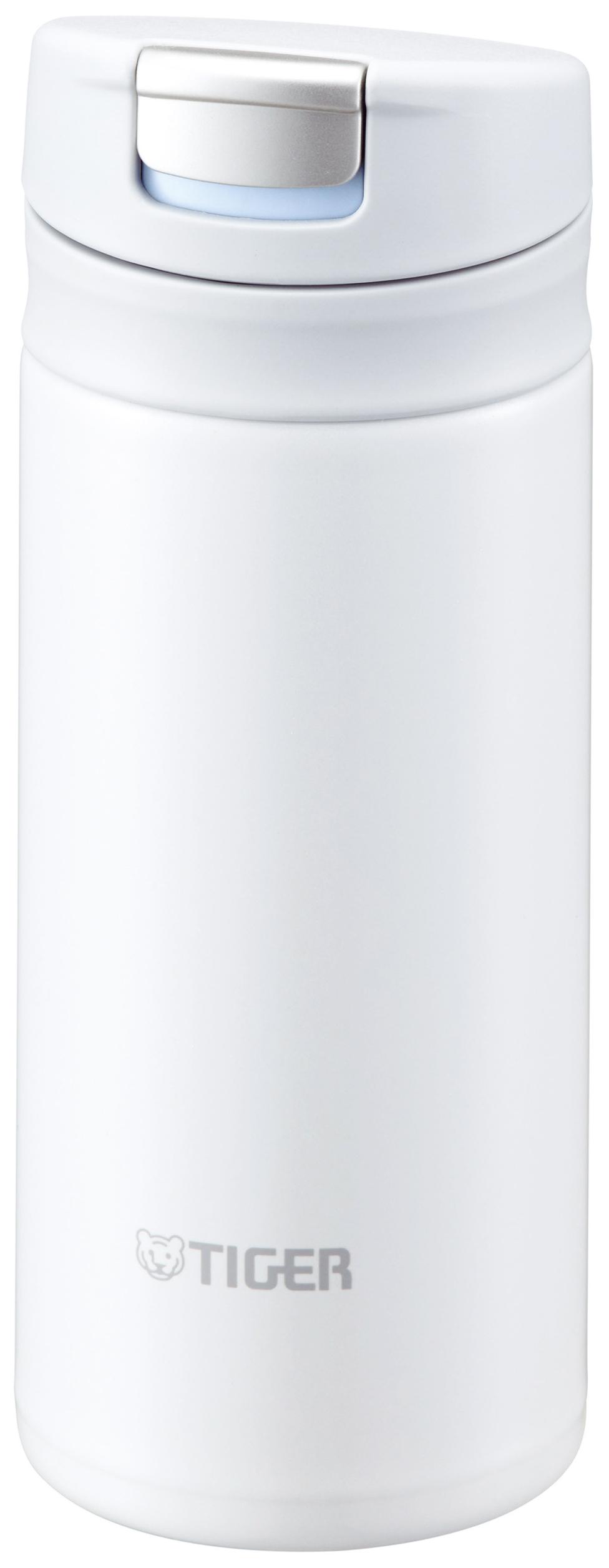 Термокружка Tiger MMX-A020 Snow White 0,2 л (цвет снежно-белый) термокружка la playa football can 500ml white 560104