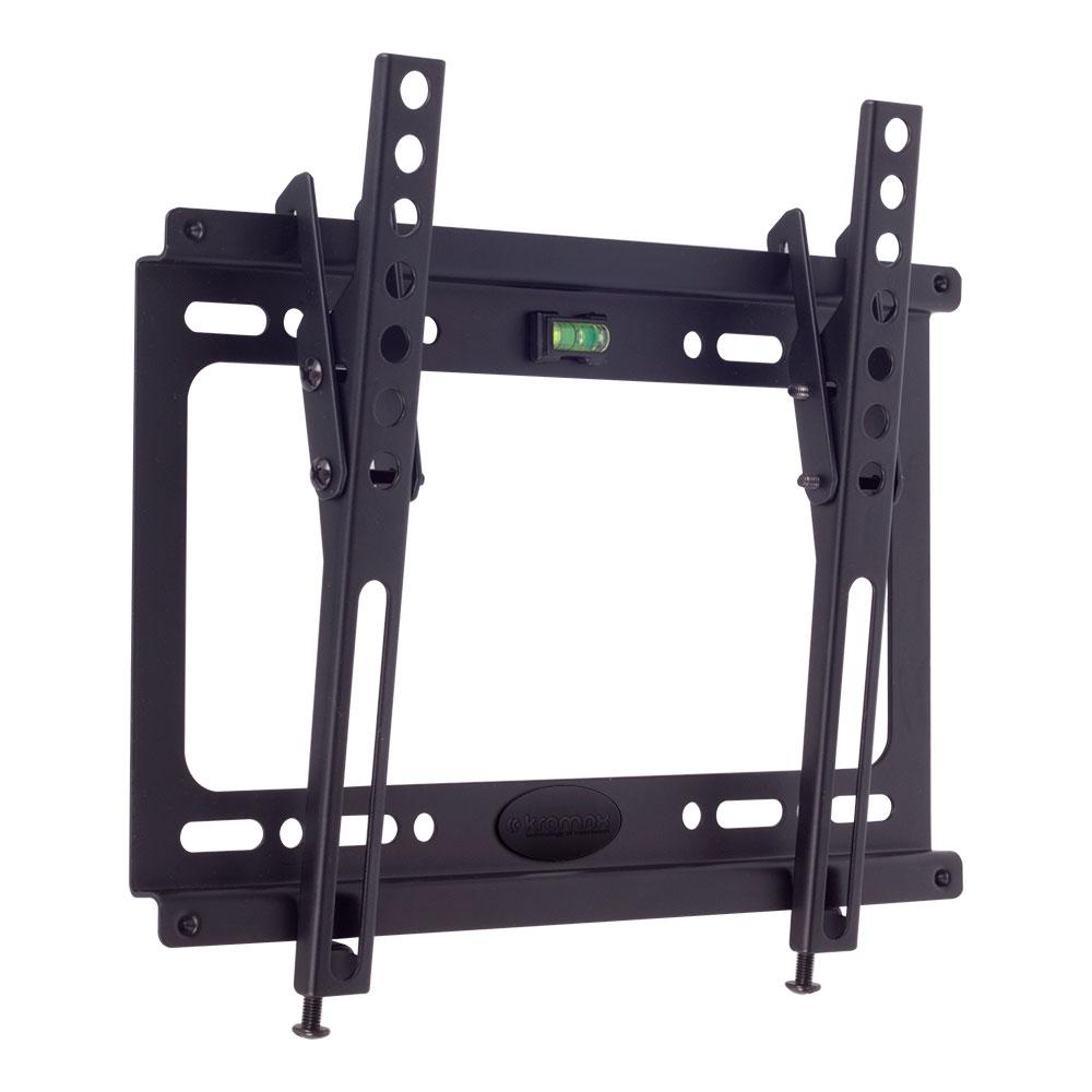 Кронштейн настенный для LED/LCD телевизоров KROMAX IDEAL-6 BLACK.