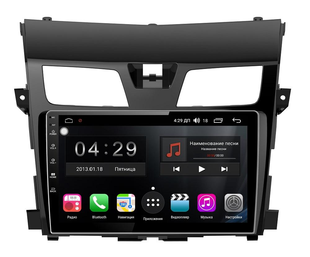 Штатная магнитола FarCar s300 для Nissan Teana на Android (RL2004R) (+ Камера заднего вида в подарок!)