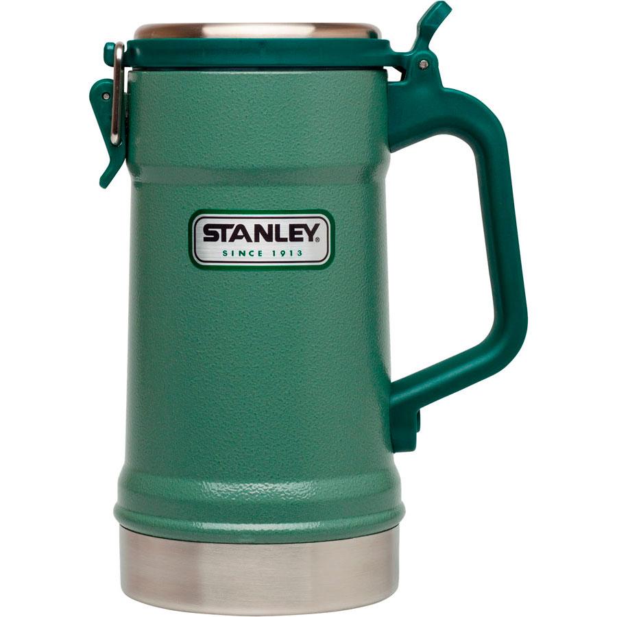 Пивная кружка STANLEY Classic 0,71L Зеленая