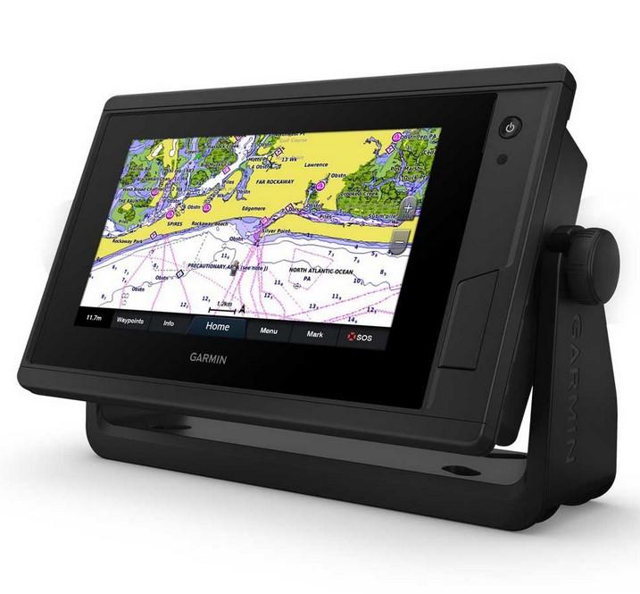 Картплоттер Garmin GPSMAP 722 Plus (+ Леска в подарок!) автомобильный набор для навигатора garmin oregon colorado dakota gpsmap 62 64