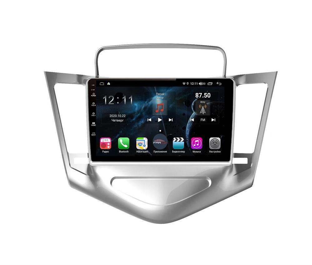Штатная магнитола FarCar s400 для Chevrolet Cruze на Android (H045R) (+ Камера заднего вида в подарок!)
