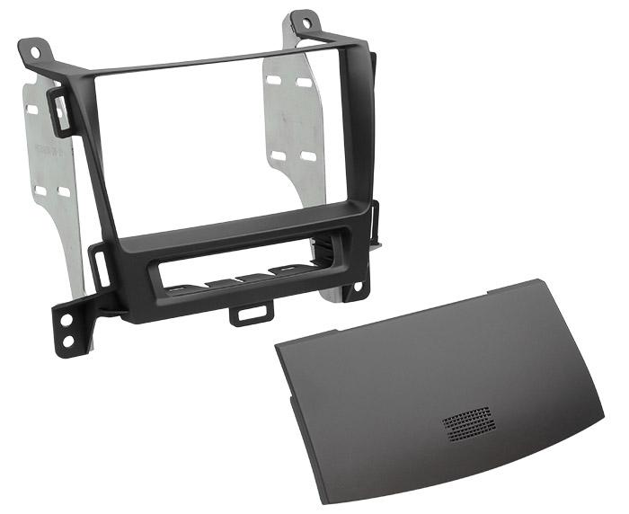 Переходная рамка Intro ROP-N13 для Opel Zafira SW 2012+ 2DIN (крепеж) переходная рамка intro rfi n07a для fiat 500l от 2012