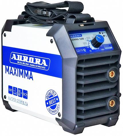 Сварочный инвертор Aurora MAXIMMA 1800 с аксессуарами в кейсе (6.1 кВт)