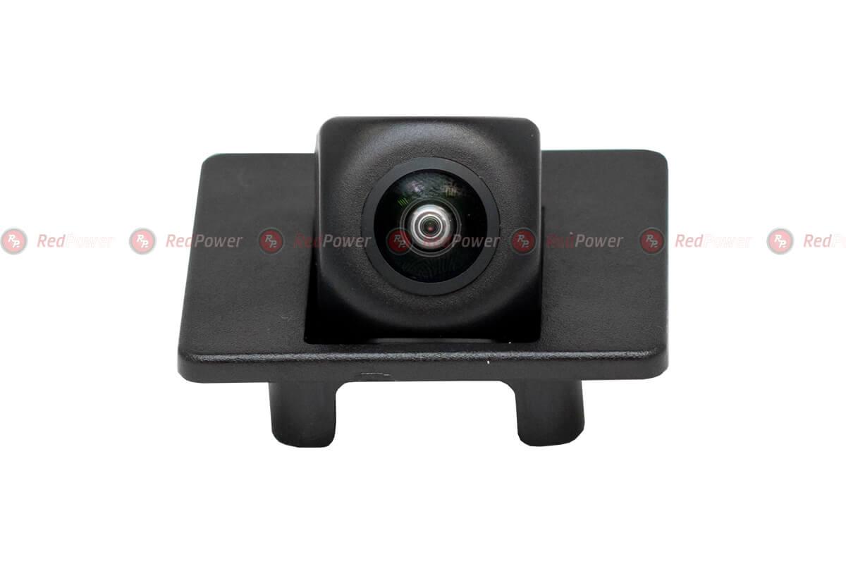 Штатная видеокамера парковки Redpower KIA355P Premium для Kia Cerato 2013+ (в штатное место) штатная видеокамера парковки redpower fod059p premium для ford mondeo transit