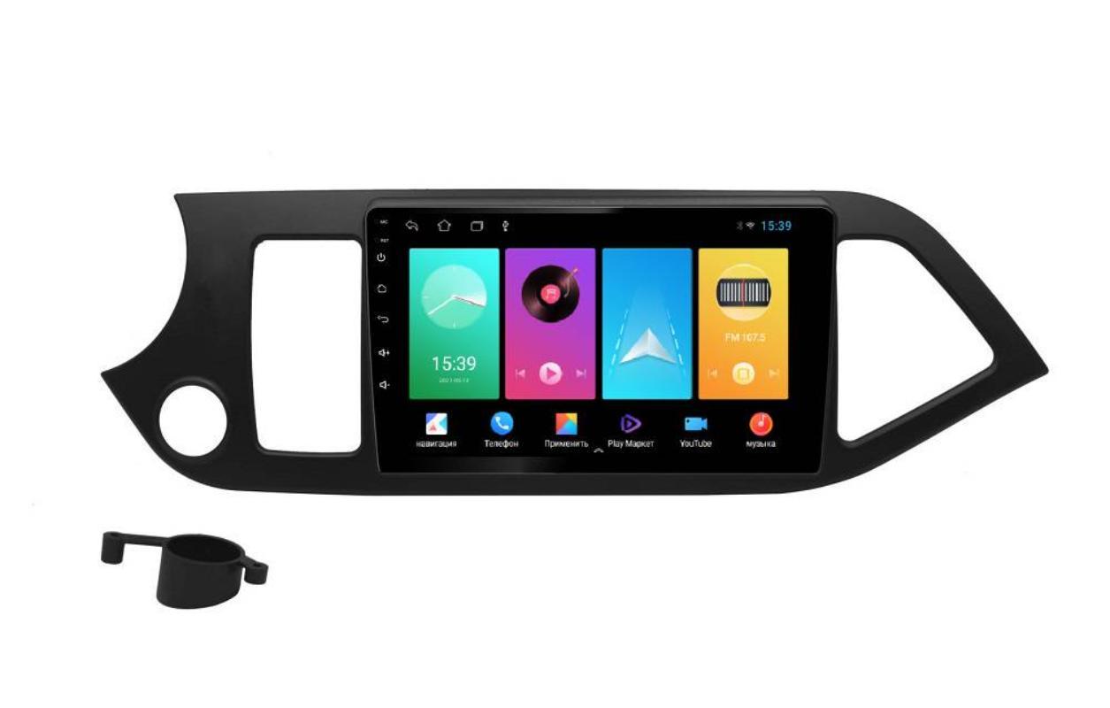 Штатная магнитола FarCar для KIA Picanto на Android (D217M)