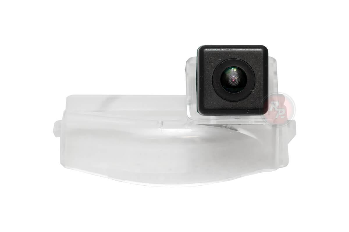 Штатная видеокамера парковки Redpower MAZ079P Premium для Mazda 2/3 (2005-2013) видеорегистратор в штатное место redpower dvr aud3 n черный для audi 2005 2014