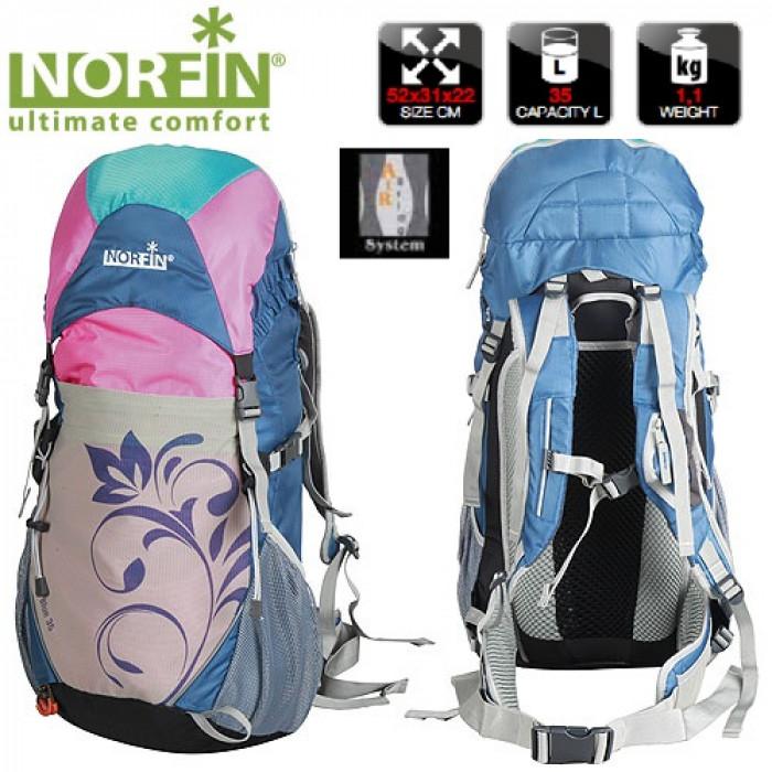 Рюкзак Norfin LADY BLUE 35 NFL norfin moss 6 nfl