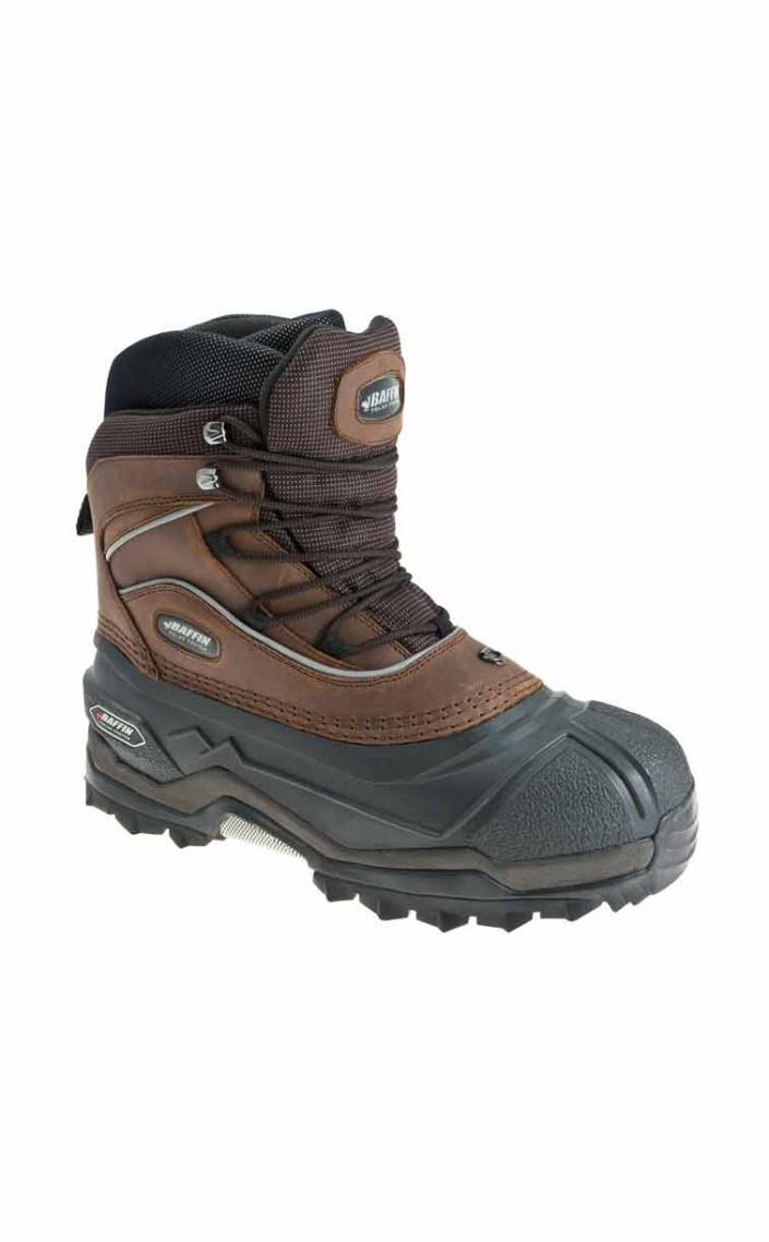 Ботинки Baffin Journey Worn Brown все цены