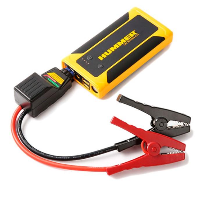 Пуско-зарядное устройство автомобильное HUMMER HX (+ Антисептик-спрей для рук в подарок!)