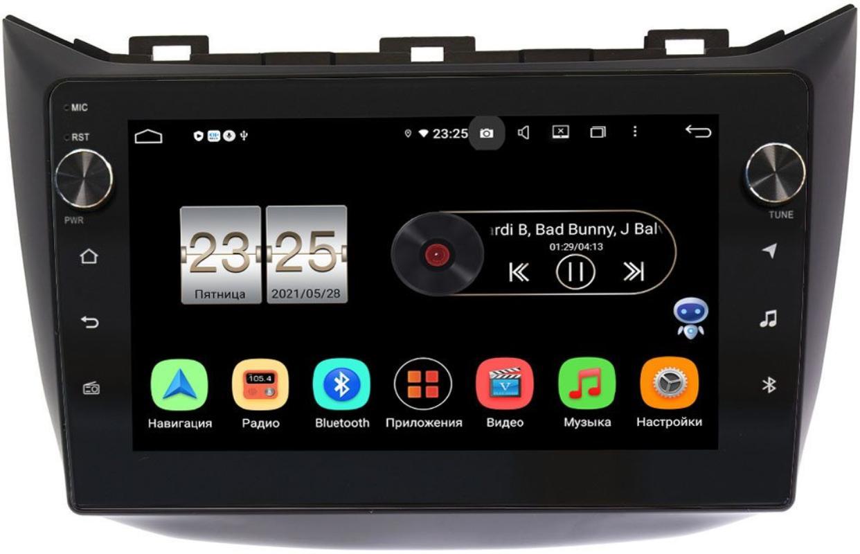 Штатная магнитола LeTrun BPX609-9273 для Haima M3 2014-2021 на Android 10 (4/64, DSP, IPS, с голосовым ассистентом, с крутилками) (+ Камера заднего вида в подарок!)