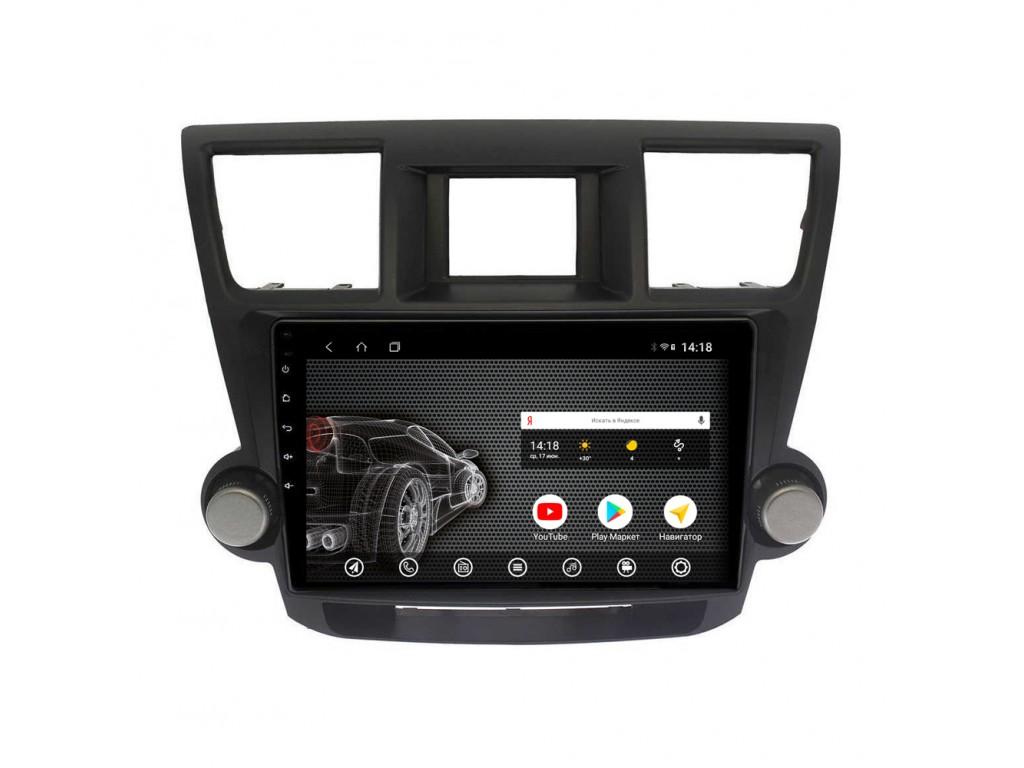 Головное устройство vomi ST2838-T3 для Toyota Highilander 2009-2014 (+ Камера заднего вида в подарок!)