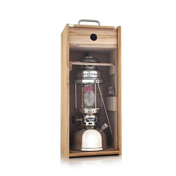 Кейс деревянный для керосиновой лампы HK350/500