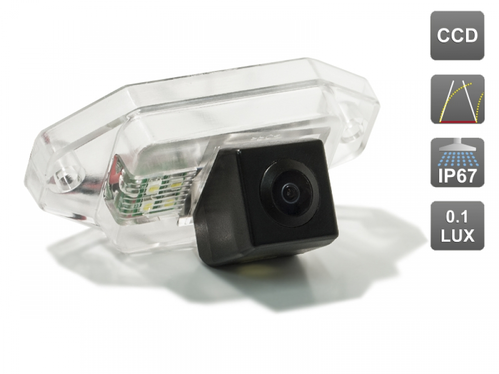 CCD штатная камера заднего вида с динамической разметкой AVIS Electronics AVS326CPR (#097) для TOYOTA LAND CRUISER PRADO 90 / 120 ccd штатная камера заднего вида с динамической разметкой avis electronics avs326cpr 097 для toyota land cruiser prado 90 120