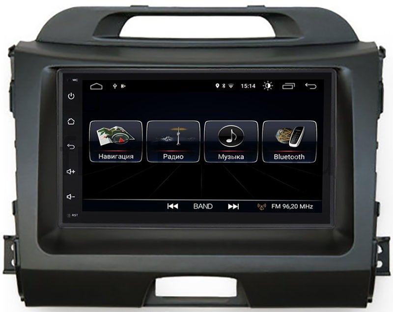 Штатная магнитола LeTrun 2380-RP-KISGB-52 для Kia Sportage III 2010-2016 Android 8.0.1 MTK-LLeTrun<br>Штатная магнитола для Kia Sportage III 2010-2016 LeTrun 2380-RP-KISGB-52 Android 8.0.1 MTK - это настоящий мультимедийный комплекс для вашего автомобиля.  GPS навигация, Bluetooth громкая связь, воспроизведение с USB SD флеш носителей MKV, MP4, DIVX, Lossless Audio, JPEG,MP3 и WMA,3G интернет ,Wi-Fi, FM/AM радио, возможность подключения Apple iPhone, iPad.